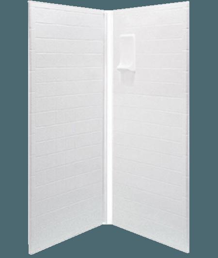 2-Wall Shower Enclosure