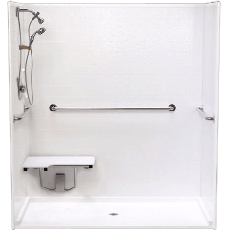 ADA Compliant Shower Systems
